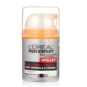 $6.26L'Oréal Paris Skincare Men Expert Vita Lift Anti-Wrinkle & Firming Face Moisturizer  with SPF 15 and Pro-Retinol, 1.6 fl. oz.