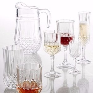 $9Glassware Sets From Longchamp, The Cellar @ Macy's