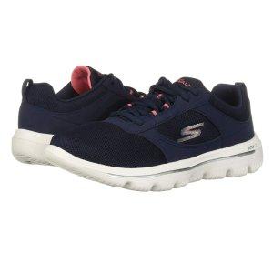 $17.30起Skechers 女士藏蓝色运动鞋特价