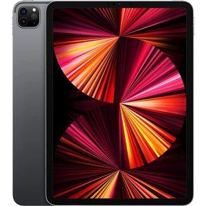 AppleNew Apple 11-inch iPadPro with Apple M1 chip (Wi-Fi, 256GB) - Space Grey(2021 Model, 3rd Generation)