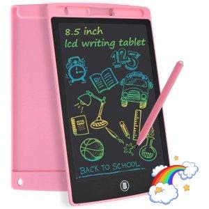 $8.49(原价$16.49)YOUNGRAYS 8.5英寸 LCD 电子写字板/画板 多色款