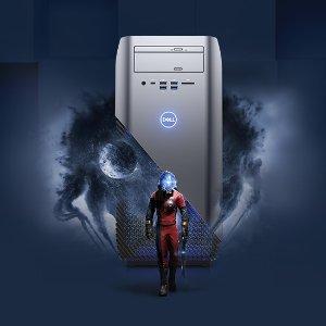 $749.99Dell Inspiron 5675台式机(Ryzen 7 1700X, 8GB, RX570, 1TB)