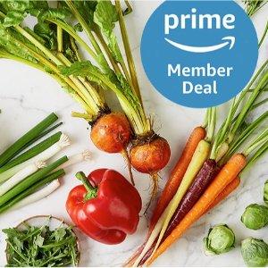 购满$25立减$5Whole Foods Market 亚马逊会员 购买生鲜优惠活动