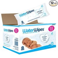 WaterWipes 宝宝湿巾,敏感肌适用,12*60抽