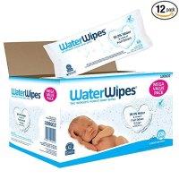 WaterWipes 宝宝湿巾,敏感肌适用,12*60抽