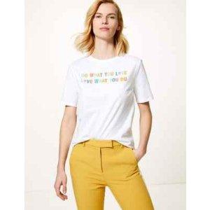M&S Collection买3免1T恤