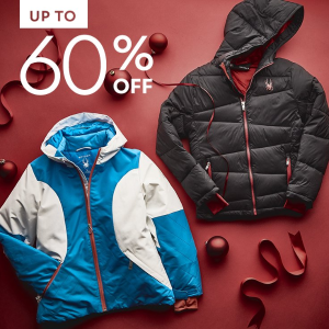 Up to 60% OffSpyder & More Kids' Skiwear