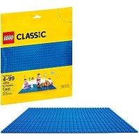 Lego 蓝色底板 10714