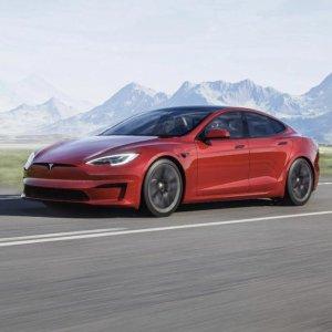 内饰赛博风、520迈续航特斯拉发布新一代Model S,Model X