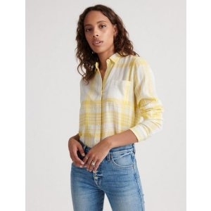 Lucky Brand JeansClassic One Pocket Plaid Shirt | Lucky Brand
