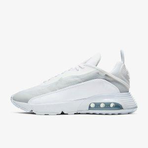 Nike38.5-44码 Air Max 2090 白色气垫鞋