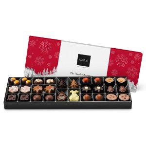 Hotel Chocolat圣诞礼盒 30块
