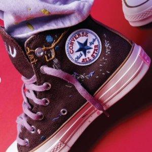 低至5折Converse 打折&折扣码 UK汇总   匡威帆布鞋热门颜色