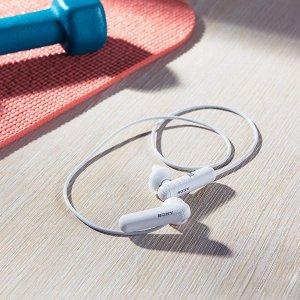 $79.99(原价$109.99) 3色选Sony WI-SP500 无线运动耳机 运动达人必备