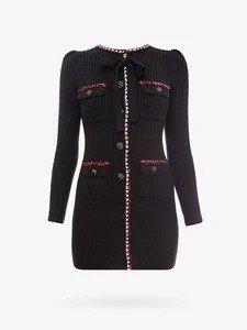 DRESS针织裙