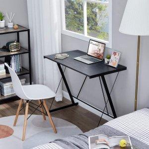 "GreenForest Small Computer Desk 35"""