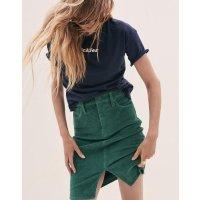 Madewell 复古绿色半裙