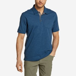 Eddie BauerEn Route Short-Sleeve Polo Shirt