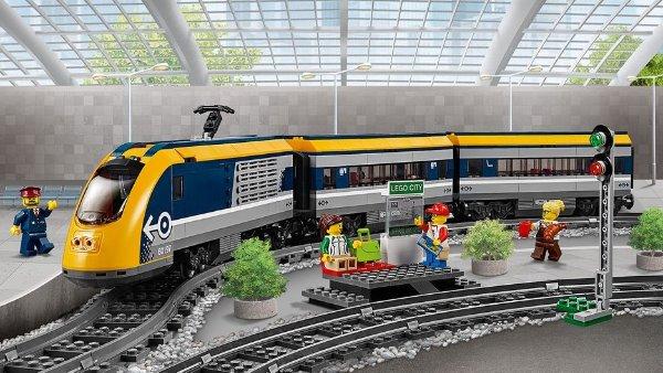 客运火车 - 60197 | 城市组