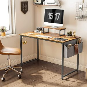 Cubiker 简约带支架书桌 47寸