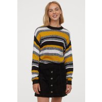 H&M 条纹毛衣