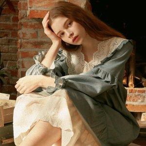 6.8折起 €55收软糯家居服套装ULLALA PAJAMA 仙气睡衣热卖 在家也要穿得精致漂亮