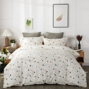 Charlotte Cotton Bedskirt Set