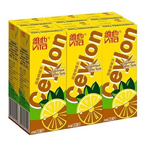 锡兰柠檬茶 250ml (6盒)