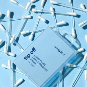 $8Liquid-filled Makeup Removing Swabs Sale
