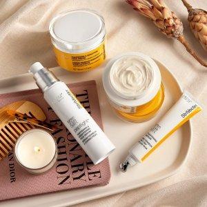 全场7.5折StriVectin 全场护肤促销 收护肤套装、热门颈霜