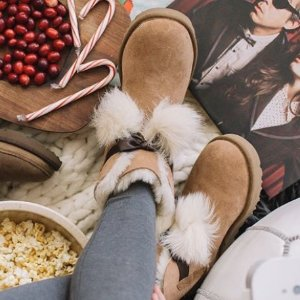 低至6折 封面也有UGG Australia官网 精选雪地靴促销