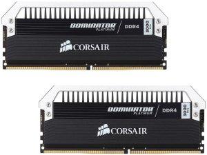 $149.99CORSAIR Dominator Platinum 16GB (2 x 8GB) DDR4 3000 C15 Kit