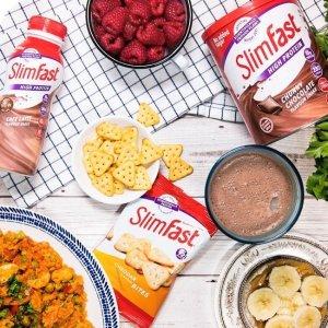 69折 现价20.83 (原价30.38)SlimFast 英国超火代餐品牌闪促进行时