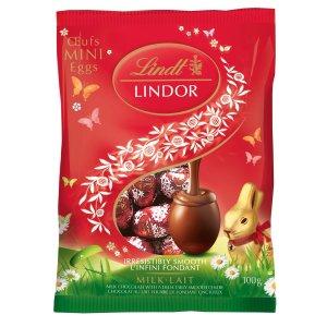 Lindt Lindor 迷你巧克力蛋100g
