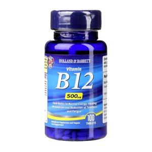 Holland & Barrett维生素B12