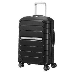 Samsonite低至6折 登机箱€138起Flux - Spinner 55/20 登机箱 55 cm, 44 liters, Black