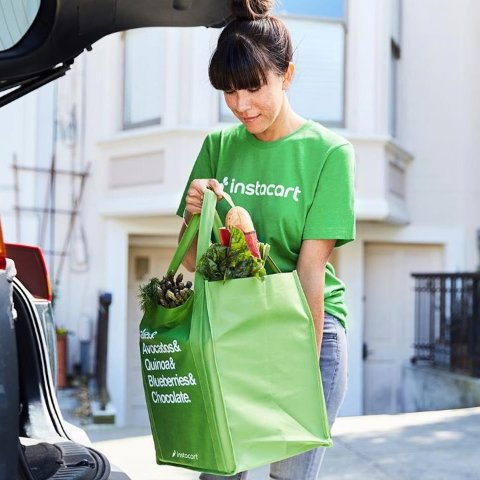 2 Month Trail for FreeMastercard Cardholders Instacart Express Grocery Delivery