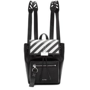 $1255 (澳官定价$1415)Off-White 定价优势 新款双肩夹子包