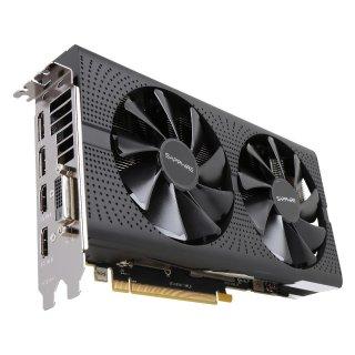 $119.99 送鬼泣5和3个月XGPSapphire Radeon Pulse RX 570 4GB GDDR5 显卡