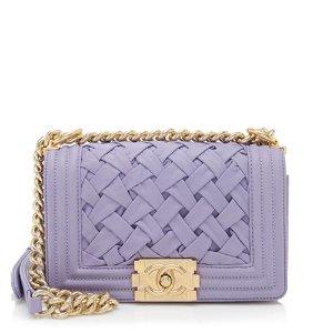 Chanel Limited Edition Chateau Boy Bag - FINAL SALE