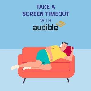 首月免费+电子书免费听Audible 有声书 会员7折听书 6种语言 支持多终端使用