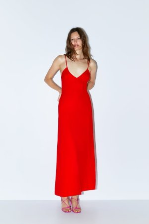 LIMITED EDITION LONG TANK DRESS - Maxi-DRESSES-WOMAN-SALE | ZARA United States