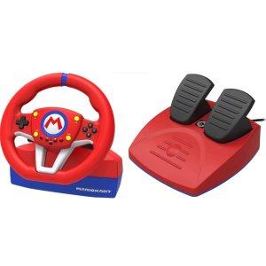$69.99Hori Nintendo Switch Mario Kart Racing Wheel Pro Mini