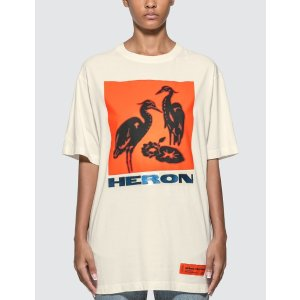 Heron PrestonHerons Screenprint T-shirt