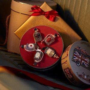 5折起+送封面5瓶圣诞限量香水折扣升级:潘海利根官网大促+送礼二选一,兽首系列罕见参加快抢!