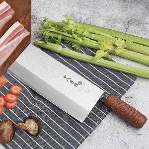 阳江十八子8寸中式菜刀促销