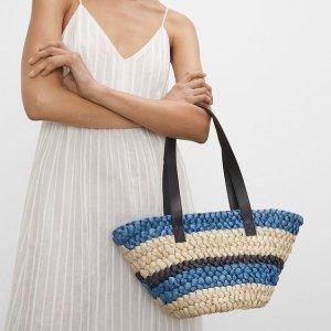 低至4折+免邮Club Monaco 气质首饰、配饰、鞋包促销