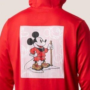 低至2.5折 $22收儿童抓绒外套Columbia X Disney 合作款上新 当米老鼠爱上户外运动