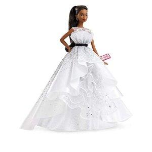 Barbie60周年纪念版礼服娃娃
