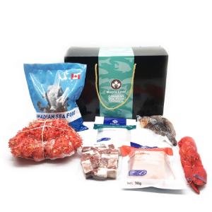 加拿大至尊海鲜礼盒